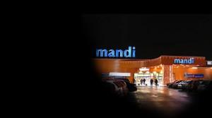 """""""Mandi"""" Mall Zagreb"""