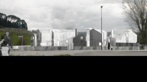Insediamento residenziale a Scandicci 2008