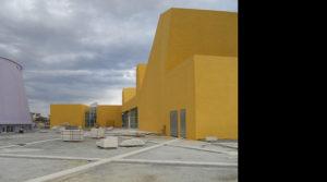 Biblioteca nel complesso culturale/parco 'Sergio Atzeni'