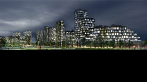 Edifici residenziali a Cascina Merlata