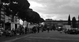 Piazza Togliatti Scandicci